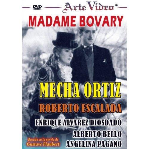 Madame Bovary- Mecha Ortiz - Roberto Escalada - Dvd Original