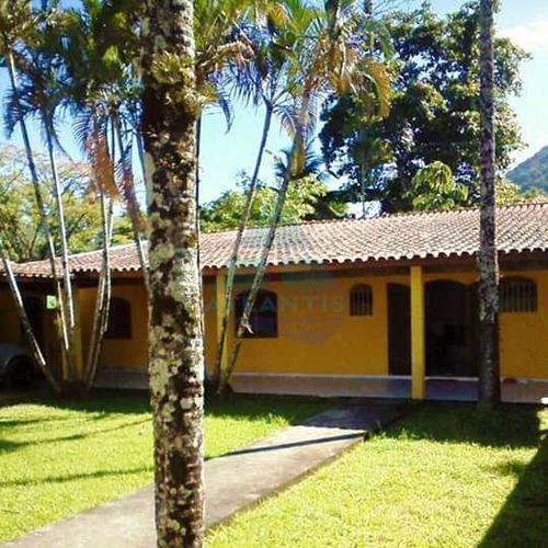 Casa Com 2 Dorms, Praia Da Lagoinha, Ubatuba - R$ 390 Mil, Cod: 297 - V297