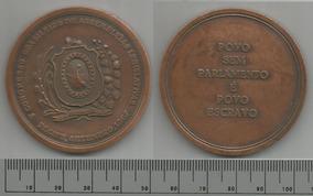 Medalha 1967 Congresso Assembléia Legislativa Bronze Ø50mm S