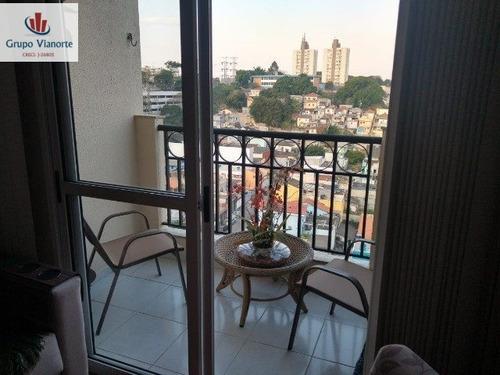 Apartamento A Venda No Bairro Vila Isolina Mazzei Em São - L4898-1