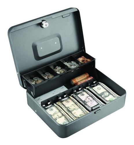 Caja Menor Metalica Extrafuerte Seguridad Dinero Oficina