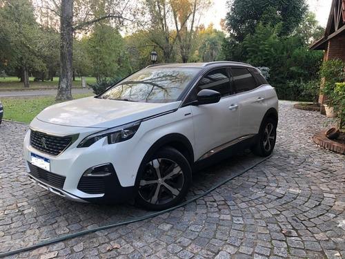 Peugeot 3008 Gt Line 2018