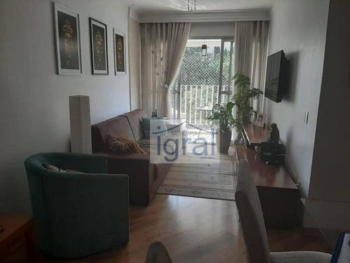 Imagem 1 de 19 de Vende Apartamento Vila Campestre - R$ 425.000,00 - Ap1118