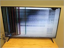 Compro Tv Led Con Pantalla Rota Hisense O Bgh Hle4815rt