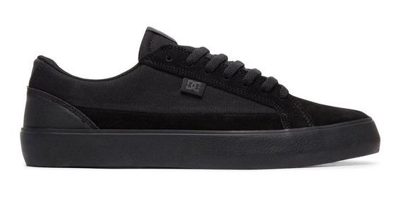 Zapatillas Dc Shoes Lynnfield S Negra Full (3bk) L18/19