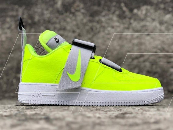 Nike Air Force 1 Utility Volt