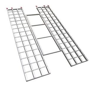 Rampa Plegable De Aluminio 1,200 Lbs Xl P/atv