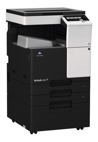 Imagen 1 de 7 de Impresora Laser Multifunción A3  Konica Minolta Bizhub 287