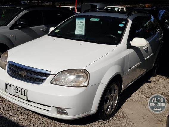Chevrolet Optra 2012