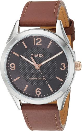 Imagen 1 de 8 de Timex - Reloj De Pulsera Para Hombre, Diseño De Briarwood