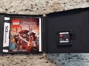 Nintendo Ds Lego Piratas Do Caribe (versao Americana)