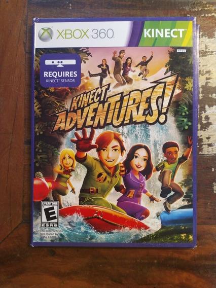 Kinect Adventures! Lacrado Xbox 360