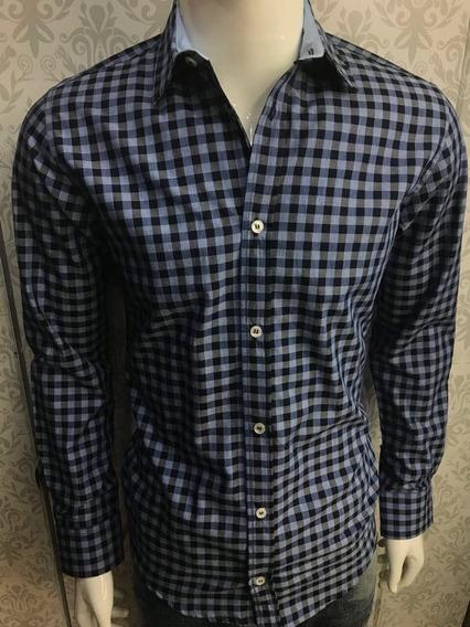 Camisa Para Hombre Cuadros Colors Couture