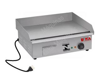 Elétrica Termostato Ativo Chapa Profissional 55x43 Top D+