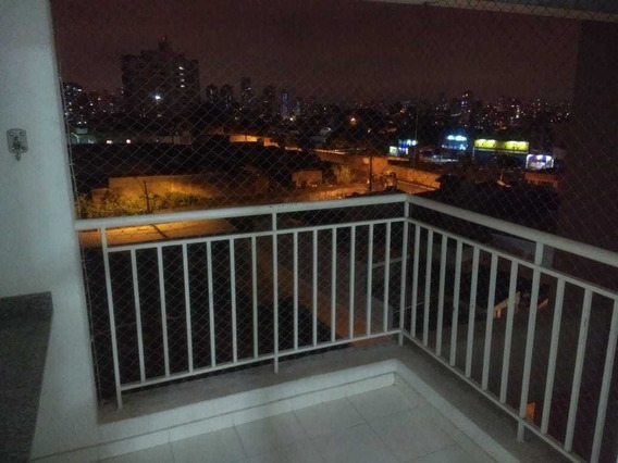 Apartamento Com Varanda - Vila Formosa