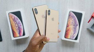 iPhone Xs Max 64gb Y 250gb Con Garantia