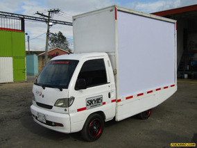 Hafei Ruiyi Hfj10116 Furgon (carro Valla)