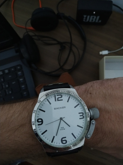 Relógio Masculino Analógico Backer 3187122m