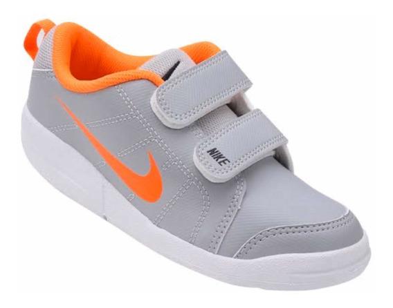 Tênis Nike Infantil Cinza