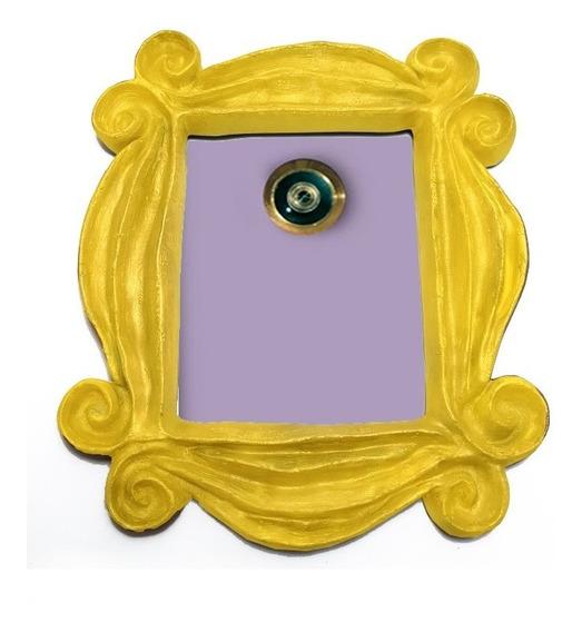 Marco Mirilla Serie Friends Puerta De Monica Rachel 15x10cm