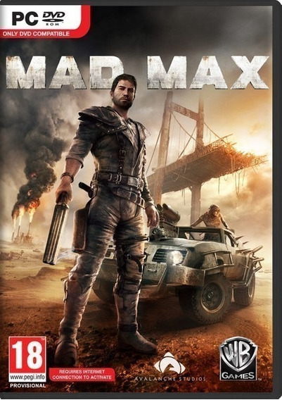 Mad Max + 3 Dlc