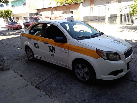 Aveo 2014 4 Ptas. M 1.6 L 4 Cilindros 5 Vel Aire