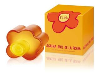 Perfume Mujer Flor De Agatha Ruiz De La Prada Edt 100ml