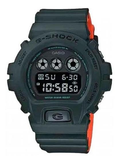 Relógio Casio G Shock Dw 6900lu 3dr Original