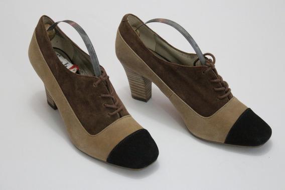 Zapatos De Agujetas Invierno Anne Klein Inflex Num 7.5 M