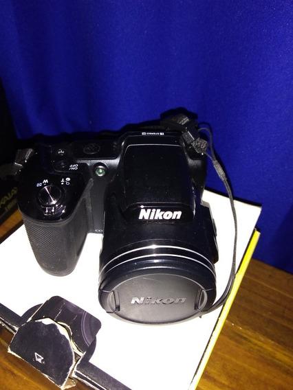 Camara Nikon L840
