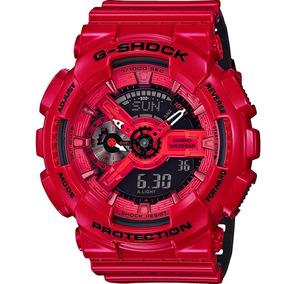 Relógio Casio Masculino G-shockoriginal Nota Ga-110lpa-4adr