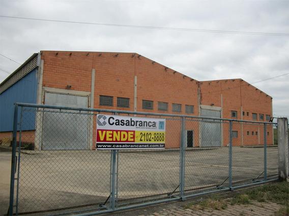 Galpão Industrial À Venda, Área Rural, Salto De Pirapora - Ba0107. - Ga0038