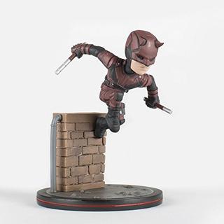 Quantum Mechanix Marvel Daredevil Q-fig Diorama
