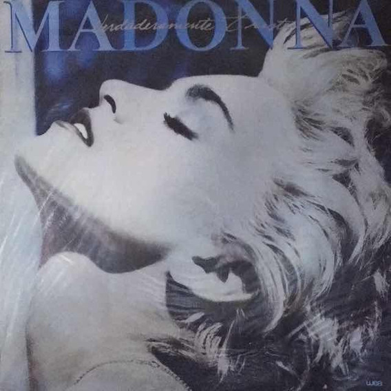 Madonna - Verdaderamente Triste - 1986 (89124)