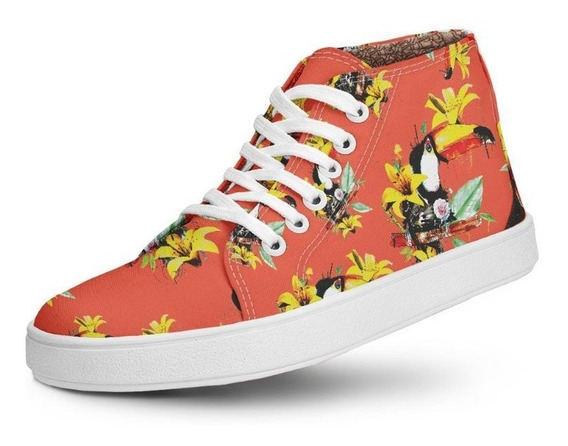 Tênis Usthemp Half Vegano Casual Tropical South