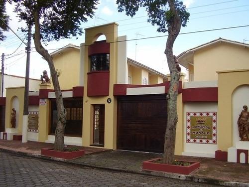 Casa Sobrado Em Jacareí - Troco Por Sítio - 503