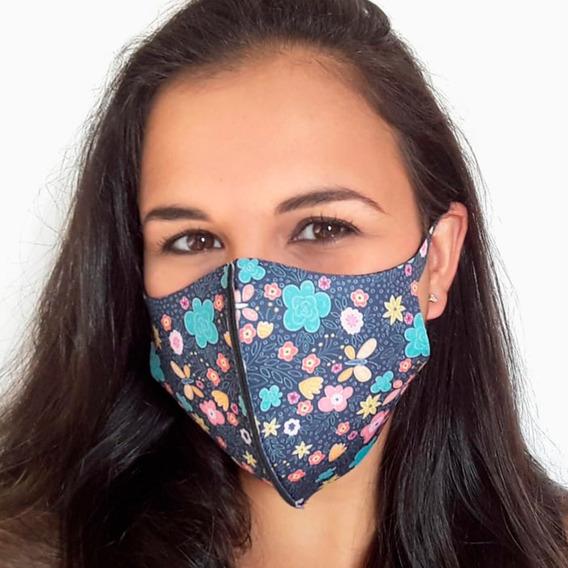 Máscara Neoprene Ninja Respiratória Várias Cores Envio Hoje