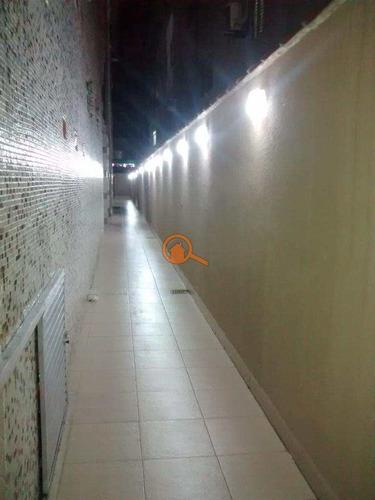 Apartamento Com 2 Dorms, Parque São Vicente, São Vicente - R$ 222 Mil, Cod: 438 - V438