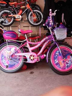 Bicicletas Importadas Nene-nenas Rodado 16 Envio Gratis