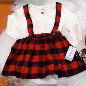 Hermoso Vestido 12 Meses- Carters