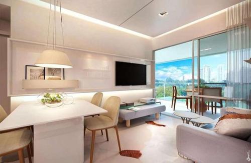 Apartamento À Venda, 80 M² Por R$ 639.900,00 - Caminho Das Árvores - Salvador/ba - Ap0420