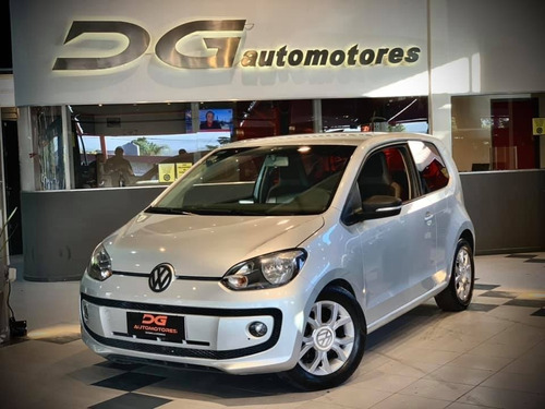 Vw Up! High 1.0gnc 2017 115.000km Gris
