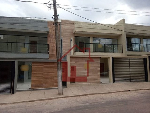 Imagem 1 de 14 de Casa Duplex À Venda Em Volta Redonda/rj - C1665