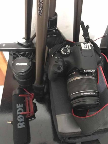 Canon T2i Com Kit
