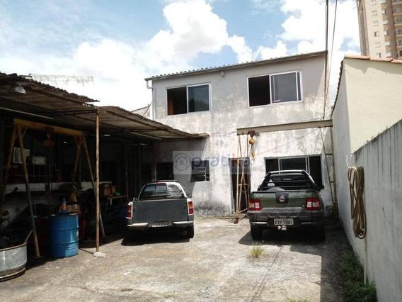Excelente Terreno Na Vila Prudente - Te0046