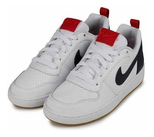 Tenis Nike Court Blanco 839985 105 Junior Dancing Originals
