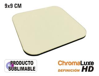 6 Posavasos Sublimables Madera Chromaluxe Americana Hd 3mm