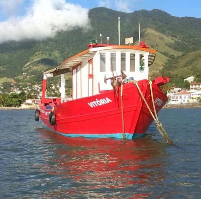 Aluguel Barco -pesca, Passeio E Mergulho Em Ilha Bela .