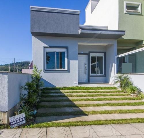 Casa Em Aberta Dos Morros Com 2 Dormitórios - Mi270081