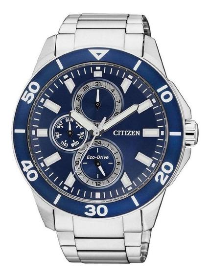 Relógio Citizen Masculino Tz30491a Original Barato